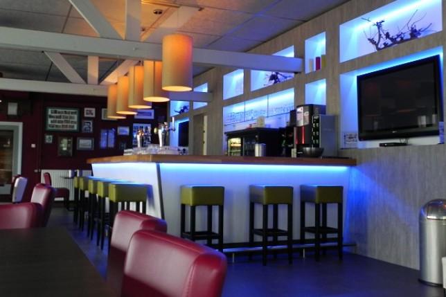 complete bar interieur verzorgd